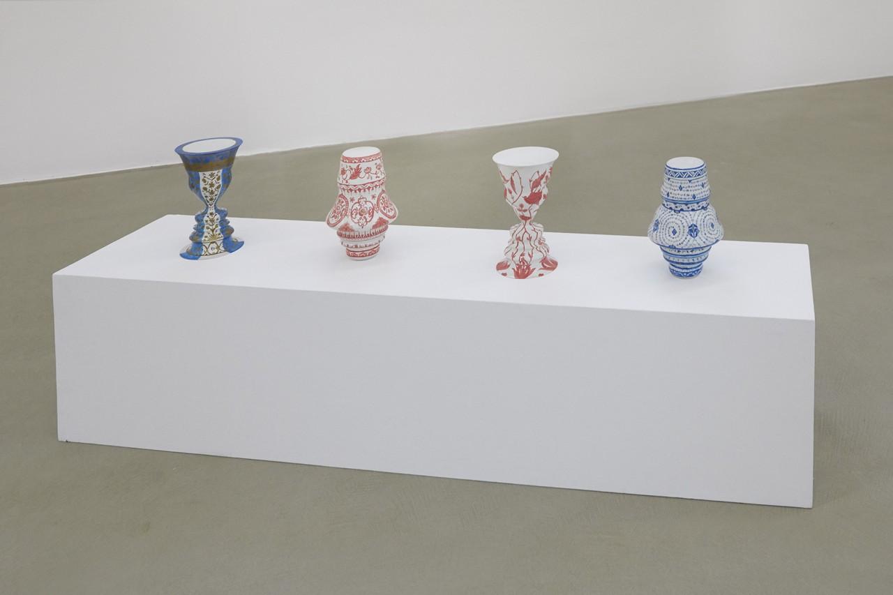 Nigin Beck Hayward & Tamayo, Kunstverein München 2016